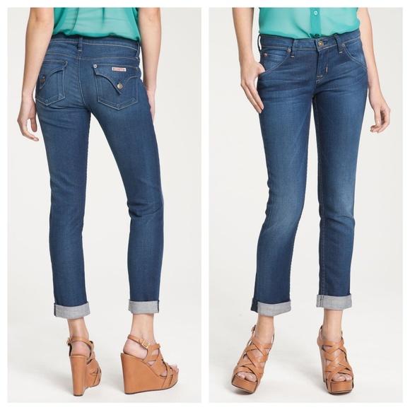 02e78ac2b46 Hudson Jeans Jeans | Hudson Bacara Straight Leg Cropped | Poshmark